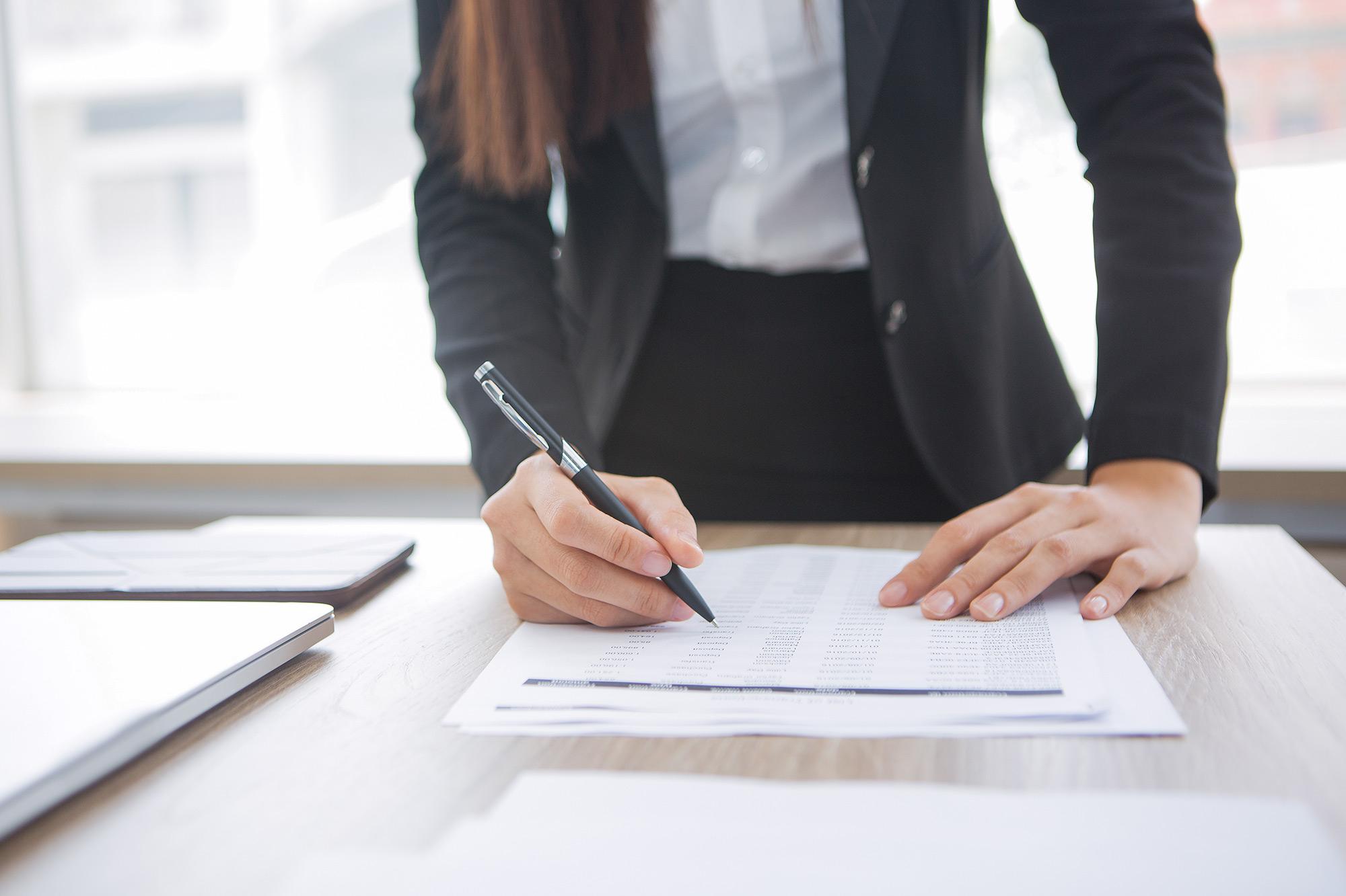 Demander une légalisation de signature